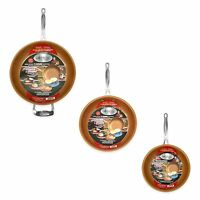 Gotham Steel Ceramic Titanium Non Stick Frying Pan Sizes 9.5 11 12.5