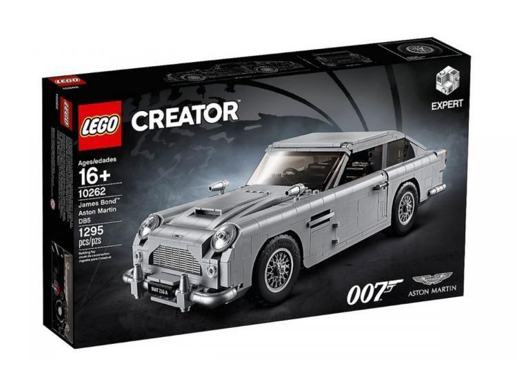 alta qualità genuina LEGO 10262 Creator JAMES BOND BOND BOND ASTON  scegli il tuo preferito