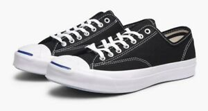 afd2435f6207 Image is loading CONVERSE-JACK-PURCELL-SIGNATURE-CANVAS-OXFORDS-SHOES-SIZE-