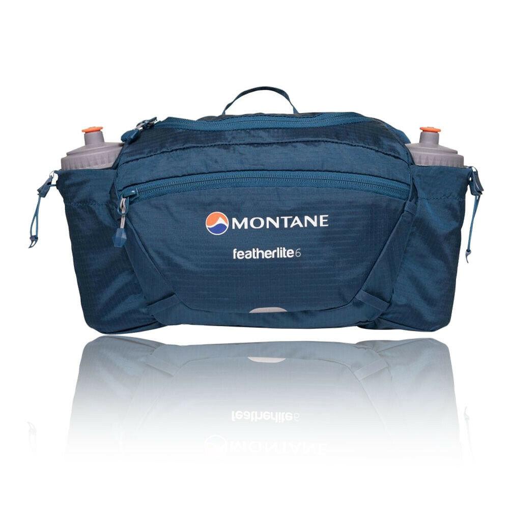Montane Unisex Featherlite 6 Waist Pack Blau Sport Draußen
