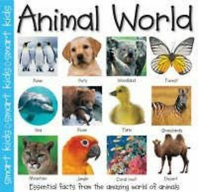 1 of 1 - New, My Big Animal World (Smart Kids), Roger Priddy, Book