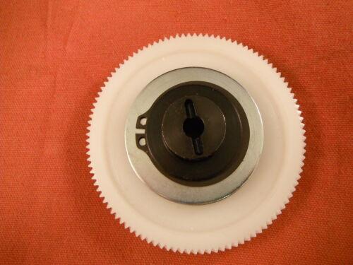 Bridgeport Mill GEAR /& HUB ASS/'Y FOR ALL SERVO POWER FEED MODELS 140 150 M4737