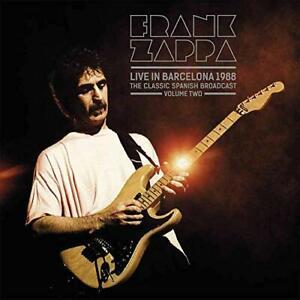 Zappa Frank - Live In Barcelona 1988: The Classic Spanish Broadcast [VINYL]