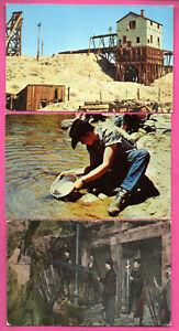 Mine-Lotto-di-12-Vintage-Cartolina-405