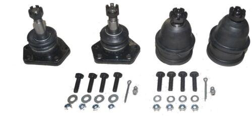 67-69 Camaro Front Suspension Idler Arm Tie Rods Ball Joints Pro Kit 68-74 Nova