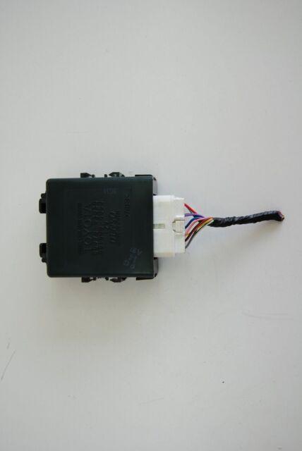 LEXUS IS250 GSE20 2.5 2007 RHD DOUBLE DOOR LOCK CONTROL RELAY DENSO 85970-53030