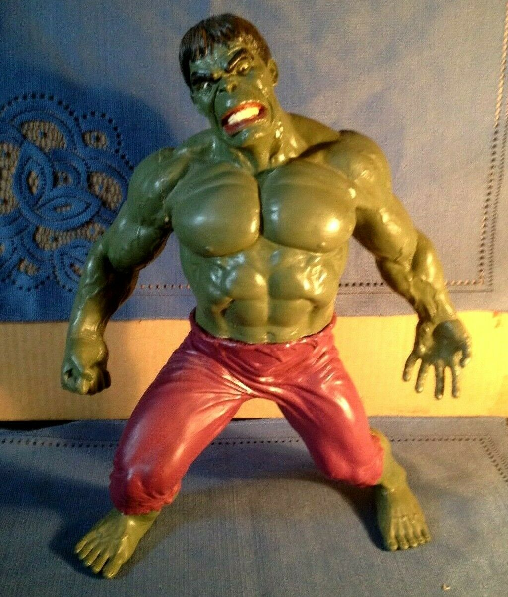 Hulk   -  12 inch Horizon Figure -  Built Model Kit