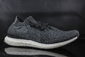 another chance 0ec36 b1e1b Details about ADIDAS ULTRABOOST UNCAGED BY2551 BLACK WHITE SIZE: 9
