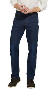 1f2c0af453de Wrangler Texas Stretch Jeans New Men s Regular Dark Blue Nightfall ...