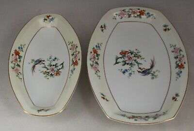 Heinrich /& Co H /& C Selb Bavaria 6 Dinner Plates pattern HC31