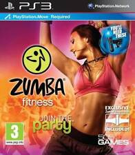 ZUMBA FITNESS (PS3) PlayStation 3 Very Good - 1st Class Delivery