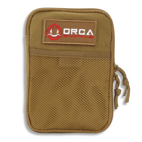 Orca Tactical MOLLE Gadget EDC Utility Pocket Pouch Organizer Bag