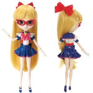 "Pullip ""Sailor V"" #JP156B 12"" NIB Pullip Doll Jun Planning / Groove"