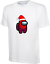 miniature 5 - Adult Kids CHRISTMAS Among Us T-shirt Impostor Crewmate Gaming Tee Xmas Funny