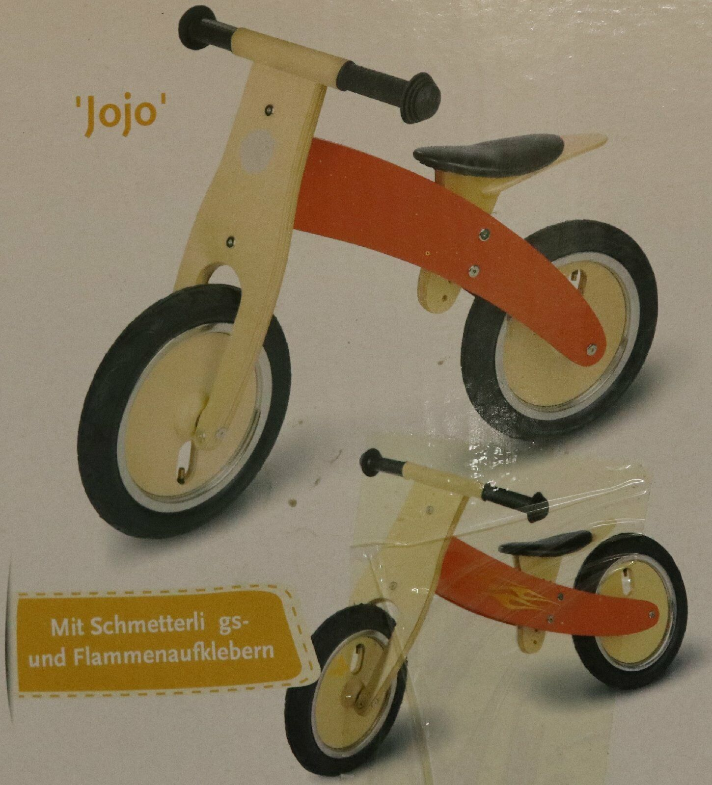 Pinolino  Jojo  Lauflernrad Kinderlaufrad Pinolino GEBRAUCHT