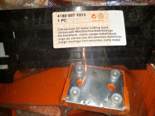 New STIHL TRIMMER Brushcutter Deflector Guard KIT 4180 007 1013 OEM