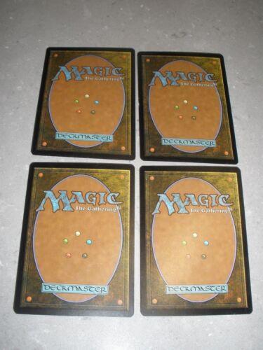 MTG Magic Chromatic Star x4 Time Spiral LP//NM
