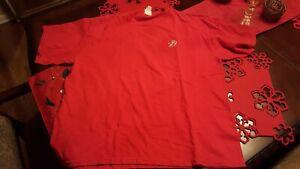 Details about Dale Ernhardt Jr  #8 Budweiser Promo Tshirt Red XL EXC