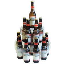 Deselezionare livello due bottiglia di plastica ESPOSITORE bevande alcolici RETRO BAR PUB BIRRA