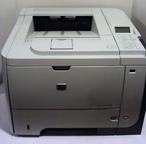 Details about HP LaserJet P3015 CE527A Network Monochrome Laser Printer -  NO TONER - WORKING