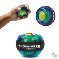 Dynaflex Gyro Jiu Jitsu Guitar Bass Hand Strengthener Grip Exerciser Endurance