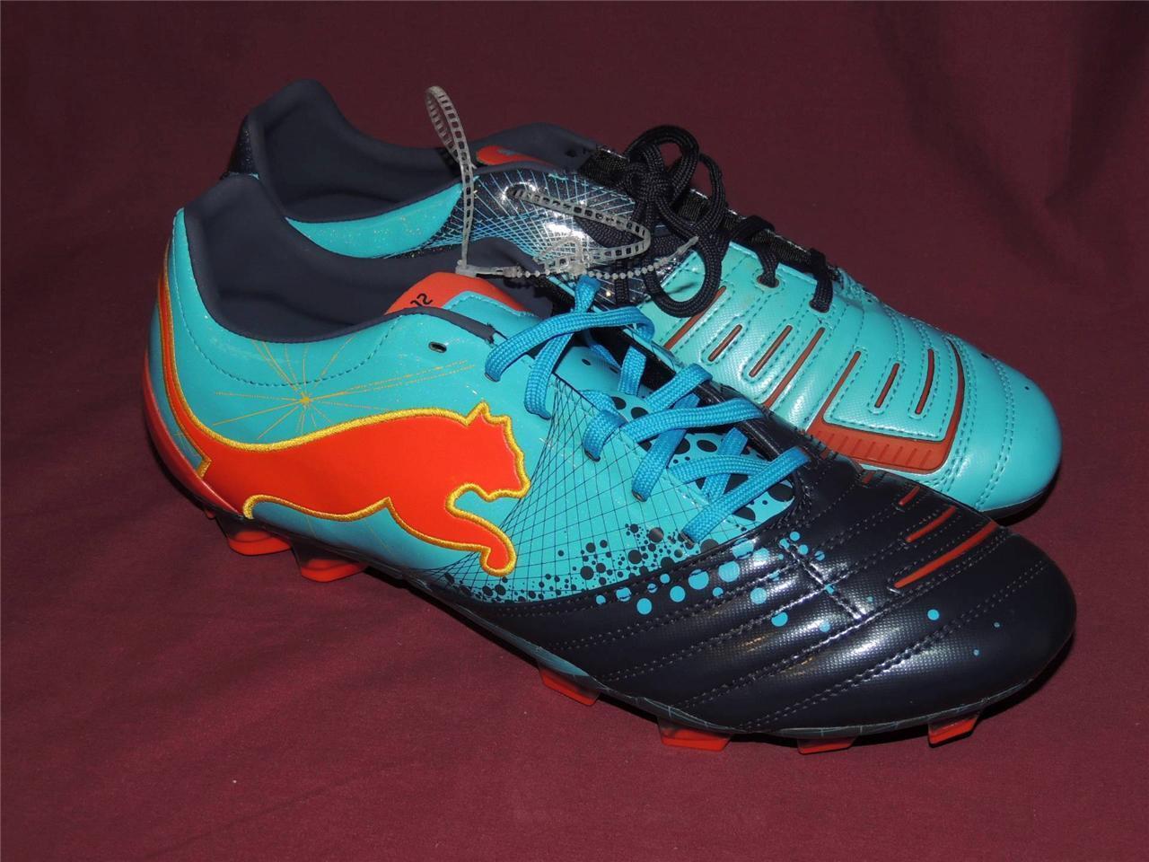 Puma Power Cat pwr-c 2.12 azul botines de fútbol azul 2.12 rojo amarilloNuevoEl último descuento zapatos para hombres y mujeres 155af3