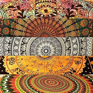 Indian Tapestry Wall Hanging indian tapestry wall hanging mandala hippie gypsy bedspread throw