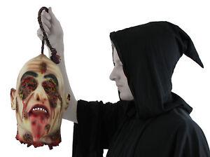 Suspension-tete-coupee-vie-taille-brule-visage-halloween-prop-blague-gory-decoration