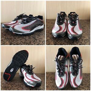 check out a538e f385d Image is loading Nike-Air-Max-Deluxe-Sequoia-Athletic-Shoes-Size-