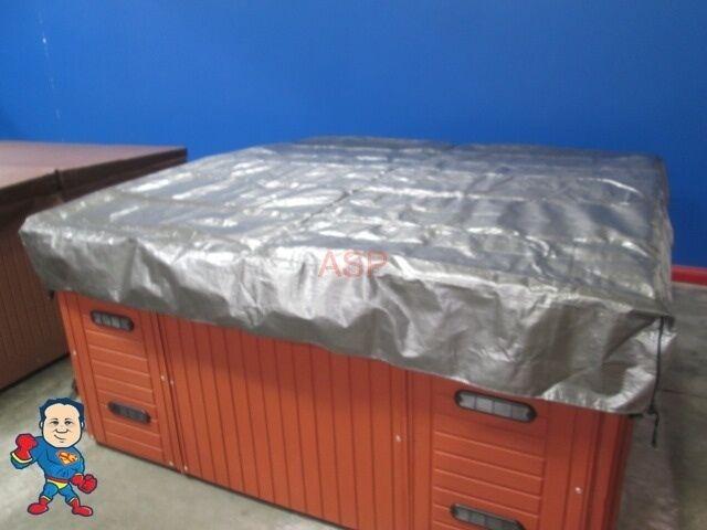 Hot Tub Cover Cap SunShield®  93 x 93 94 X 94 92 X 92 Universal Square Corner