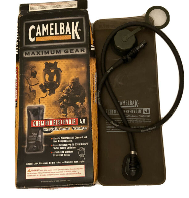 CamelBak 3L CHEM BIO Reservoir Bladder X with DuraFlex Barrier 100oz