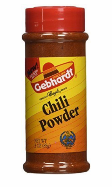 Gebhardt Chili Powder 3oz 3 Pack For Sale Online Ebay