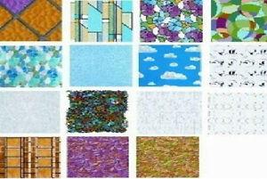 d c fix folie glas fenster selbstklebende folie versch farben 45cm l ngen ebay. Black Bedroom Furniture Sets. Home Design Ideas