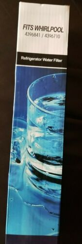 Alpine Water Fridge Water Filter Fits Whirlpool 4396841//4396710 New