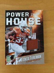 D'Onta Foreman NFL Jersey