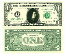 EMPEREUR/DARK SIDIOUS VRAI BILLET DOLLAR US COLLECTION STAR WARS Collector Darth