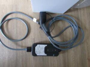 BMW flexibel fast charger Schuko Stecker Wallbox Ladegerät e-Auto OVP 3,6 - 11KW