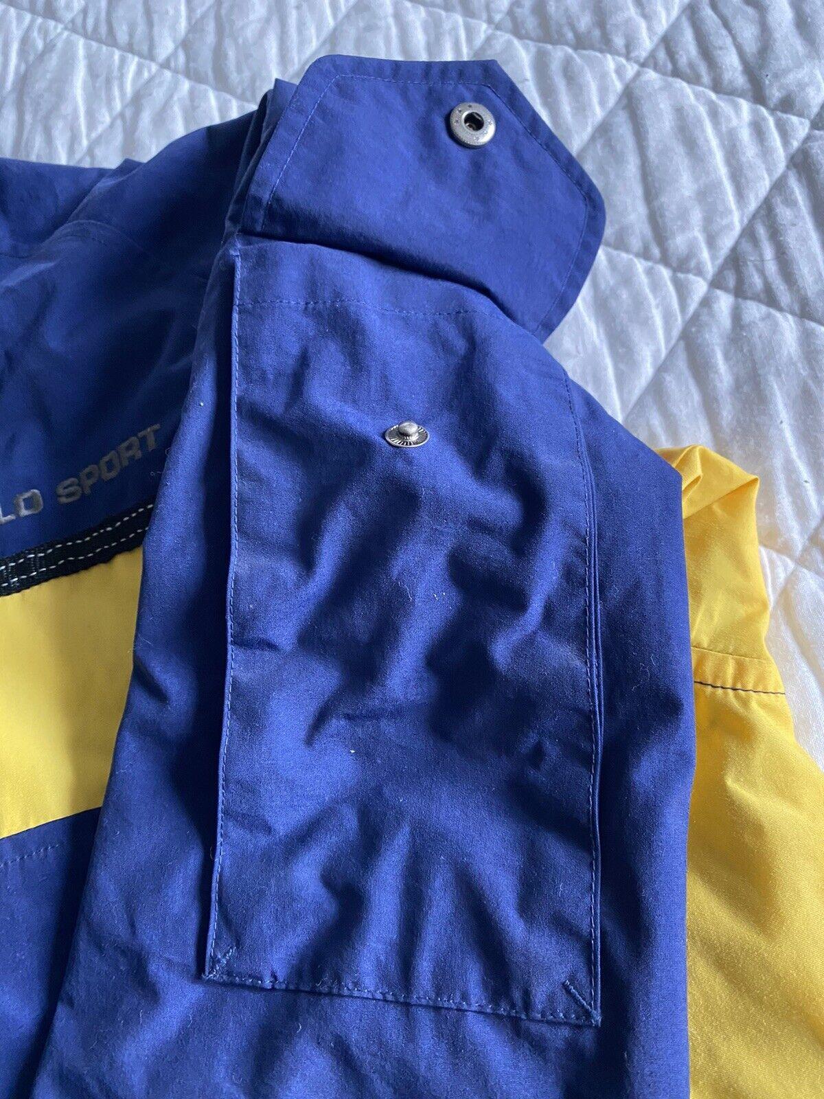 Polo Sport Ralph Lauren INSANE Windbreaker Jacket… - image 5