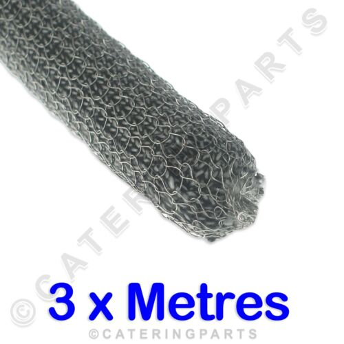 REPLACEMENT FALCON BRAIDED OVEN DOOR GASKET CHOOSE METRE LENGTH G1160 G1167 OVEN