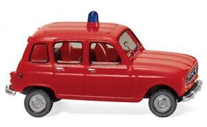 022447-Wiking-Feuerwehr-Renault-R4-1-87