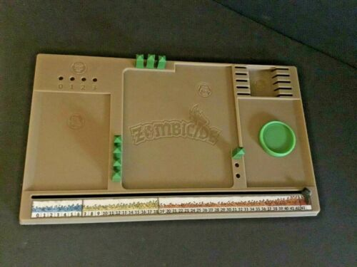Green peg Standard base Dashboard Core Zombicide Black Plague