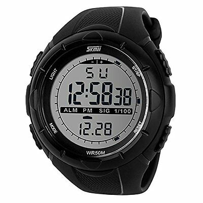 2016 New Skmei Brand LED Digital Military Watches Fashion Sports wrist watch