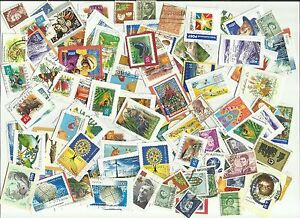 Australia-postage-stamps-x-100-used-Batch-4-some-high-values