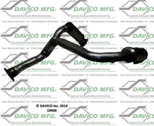Catalytic Converter-Exact-Fit Front Davico Exc CA 14094