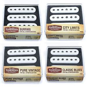 Tonerider-3-Pickup-Set-for-Fender-Strat-Stratocaster-Guitar-Pure-Vintage-etc