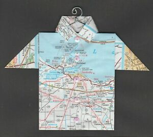 Origami-Map-Shirt-Ohio-Sandusky-Norwalk-Bellevue-Port-Clinton-Marblehead