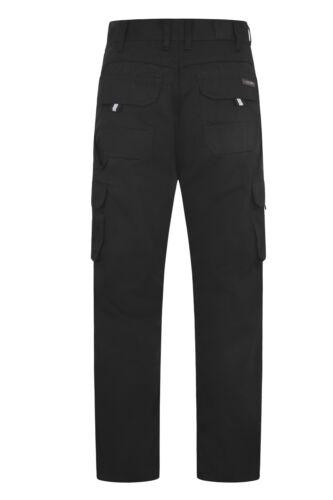 UC906 Uneek super pro pantalon 330 gsm Premium work wear pantalons de plusieurs poches