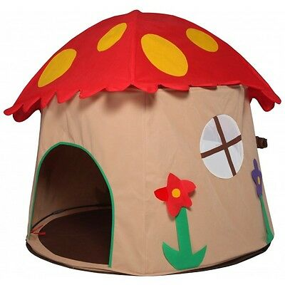 Special Edition Mushroom House Play Tent by Bazoongi