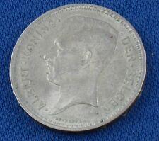 20 Franc Belgien 1934