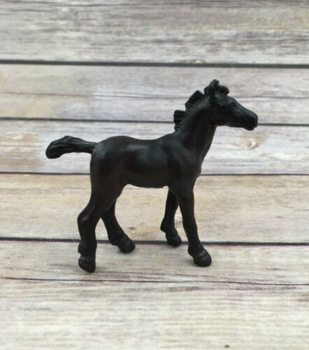 Schleich Arab Foal Pony Horse Equine 1992 Germany Animal Figure 3""